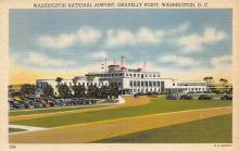 sub061987 - Airport Post Card