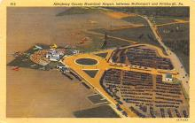 sub061993 - Airport Post Card