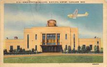 sub062055 - Airport Post Card