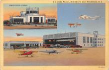 sub062081 - Airport Post Card