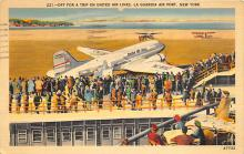 sub062129 - Airport Post Card