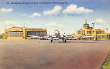 sub062165 - Airport Post Card