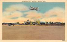 sub062181 - Airport Post Card