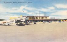 sub062183 - Airport Post Card