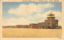 sub062187 - Airport Post Card