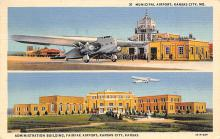 sub062191 - Airport Post Card
