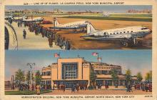 sub062197 - Airport Post Card
