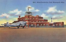 sub062203 - Airport Post Card