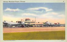 sub062235 - Airport Post Card