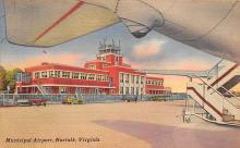 sub062243 - Airport Post Card