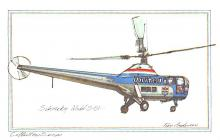 sub062625 - Helicopter Post Card