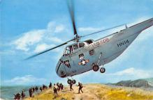 sub062639 - Helicopter Post Card