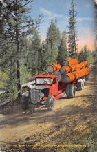 sub062643 - Trucks Post Card