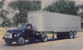 sub062651 - Trucks Post Card