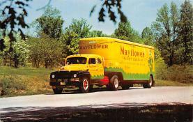 sub062653 - Trucks Post Card