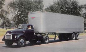sub062665 - Trucks Post Card