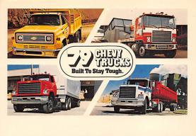 sub062673 - Trucks Post Card