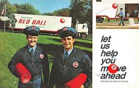 sub062683 - Trucks Post Card