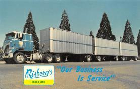 sub062685 - Trucks Post Card