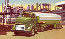 sub062687 - Trucks Post Card