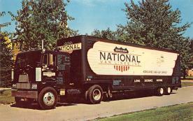 sub062689 - Trucks Post Card
