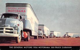 sub062691 - Trucks Post Card