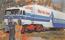 sub062693 - Trucks Post Card