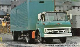 sub062713 - Trucks Post Card