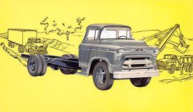 sub062717 - Trucks Post Card