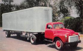 sub062731 - Trucks Post Card