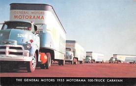 sub062735 - Trucks Post Card
