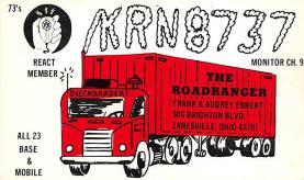 sub062737 - Trucks Post Card