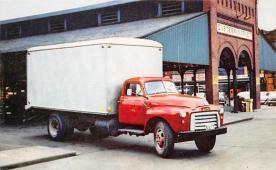 sub062751 - Trucks Post Card