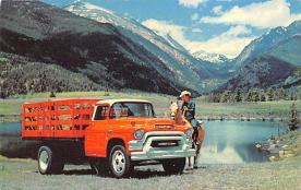sub062969 - Trucks Post Card