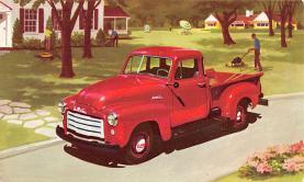sub062971 - Trucks Post Card
