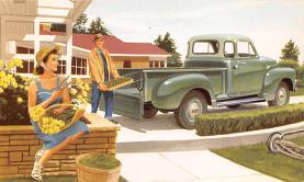 sub062977 - Trucks Post Card