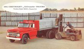 sub062979 - Trucks Post Card