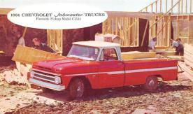 sub062983 - Trucks Post Card