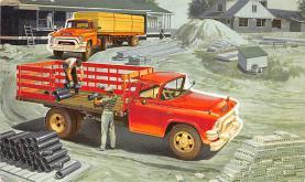 sub062985 - Trucks Post Card