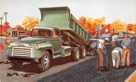 sub062989 - Trucks Post Card