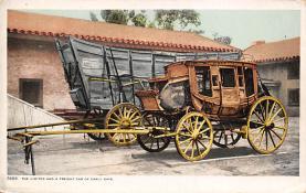 sub062997 - Stagecoach Post Card