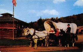 sub063003 - Stagecoach Post Card