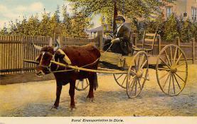 sub063005 - Stagecoach Post Card