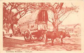 sub063033 - Stagecoach Post Card