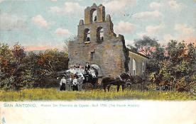 sub063039 - Stagecoach Post Card