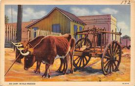 sub063053 - Stagecoach Post Card