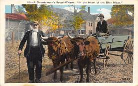 sub063059 - Stagecoach Post Card