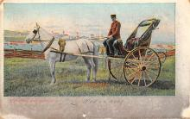 sub063067 - Stagecoach Post Card