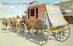 sub063085 - Stagecoach Post Card