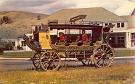 sub063089 - Stagecoach Post Card